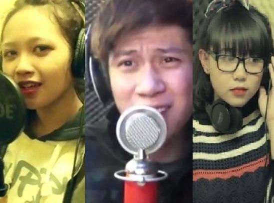 4 phien ban 'Minh yeu nhau di' gay sot tren mang hinh anh