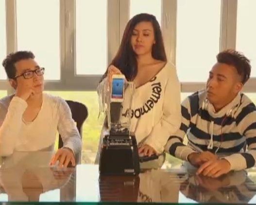 Karik va Only C tung clip  'Anh khong doi qua 2' hinh anh