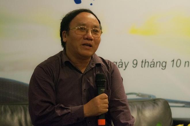 Nha van Trang Ha: 'Toi lay duoc chong tu 11.000 dong' hinh anh 2 Nhà thơ Trần Đăng Khoa