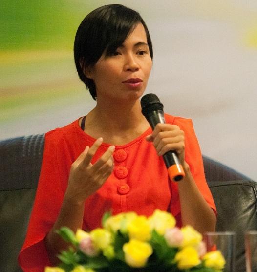 Nha van Trang Ha: 'Toi lay duoc chong tu 11.000 dong' hinh anh