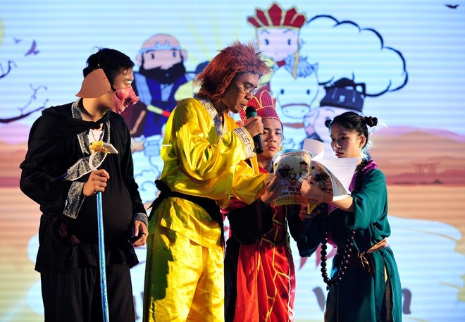 SV truong Bao dong Ton Ngo Khong di thue nha tro hinh anh 4 Cám dỗ từ đồng tiền từ món nghề đa cấp mà ngay cả Tôn Ngộ Không thần thông quảng đại cũng vấp phải.