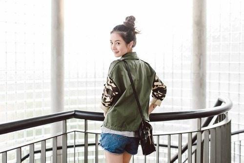 7 hot girl Viet tung noi trong cong dong mang quoc te hinh anh 11 Nhập mô tả cho 1ảnh