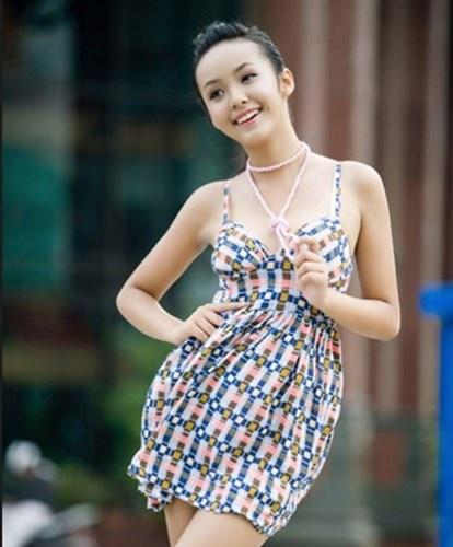 7 hot girl Viet tung noi trong cong dong mang quoc te hinh anh 4 Nhập mô tả cho ả1nh