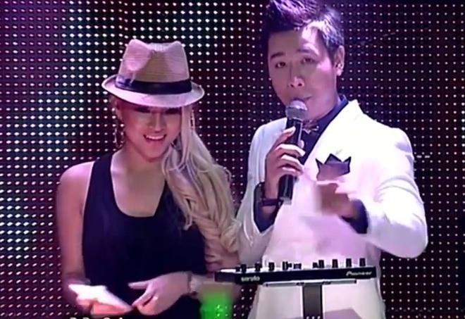 Nhung nu DJ nong bong cua The Remix hinh anh 7 DJ Melo được đánh giá là một trong những gương mặt mỹ nữ DJ trong chương trình. Tuy còn rất trẻ nhưng Melo đã thực hiện đi diễn xuyên châu Á.