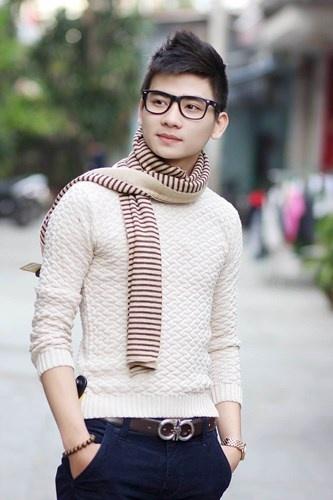 Hot boy choi the thao gioi gay sot gioi sinh vien Da Nang hinh anh 10 1