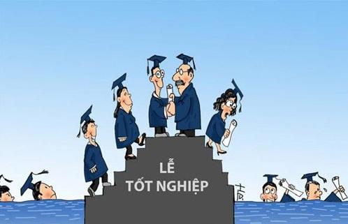 Khi tốt nghiệp, người trẻ bắt đầu đối mặt với rất nhiều thử thách.