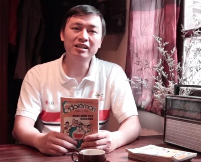 Hoàng Dương - người sáng lập ra dự án.