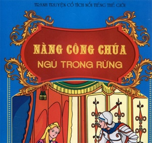 'Nang Cong chua ngu trong rung' nhieu loi chinh ta hinh anh