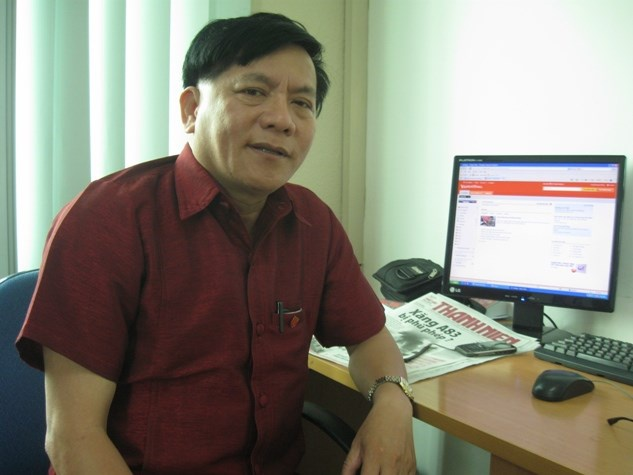 Facebook vua la thuoc an than vua la thuoc doc hinh anh 1 TS Trịnh Hòa Bình.
