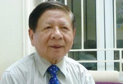 Nguyên Thứ trưởng Bộ GD&ĐT Trần Xuân Nhĩ: Ảnh Quyên Quyên.