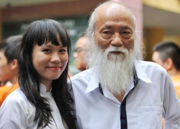 PGS Van Nhu Cuong: Nhieu thi sinh truot dai hoc oan hinh anh