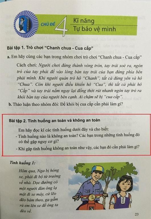 NXB Dai hoc Su pham len tieng vu sach 'so vao vung kin' hinh anh 1