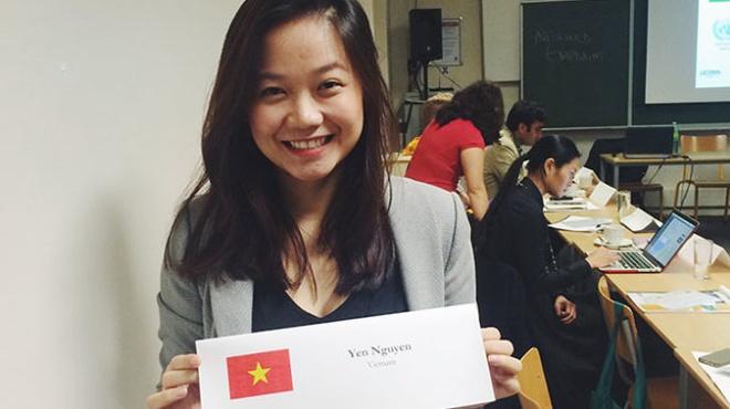 Toi la Yen Viet Nam hinh anh