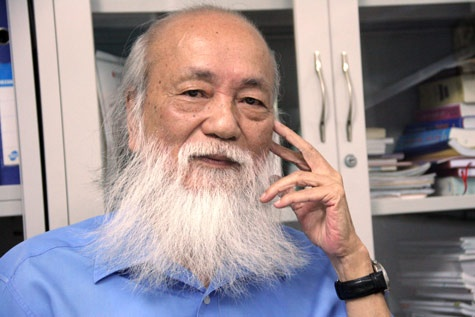 PGS Van Nhu Cuong: Ai cung vao dai hoc la lac hau hinh anh