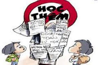 'Phu huynh khong tu nhien dat chuyen co ep hoc them' hinh anh