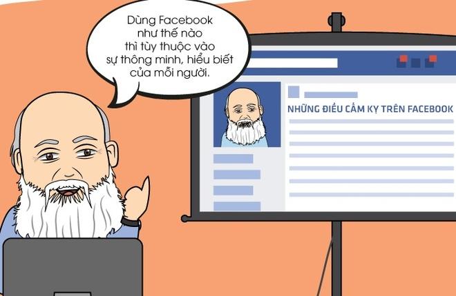 Tranh ve: Nhung thay co noi tieng tren Facebook hinh anh