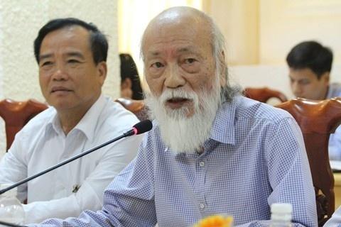 PGS Van Nhu Cuong: Khong ai ve lam sao dat nuoc tot hon? hinh anh