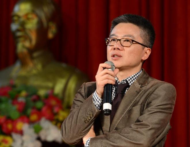 GS Ngo Bao Chau: 'HS Viet co tiem nang nhung de thui chot' hinh anh