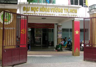 Bo Giao duc noi ve DH Hung Vuong cho giang vien nghi viec hinh anh