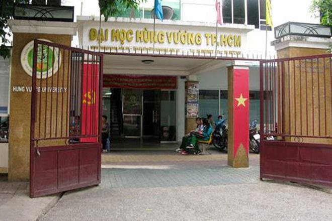 Giang vien DH Hung Vuong TP HCM chua chiu ban giao cong viec hinh anh