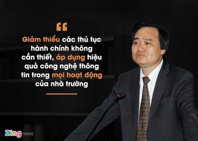 Ong Phung Xuan Nha la Bo truong GD&DT hinh anh 2