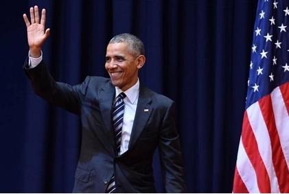 Tu yeu men den kham phuc khi ong Obama doc tho, lay Kieu hinh anh