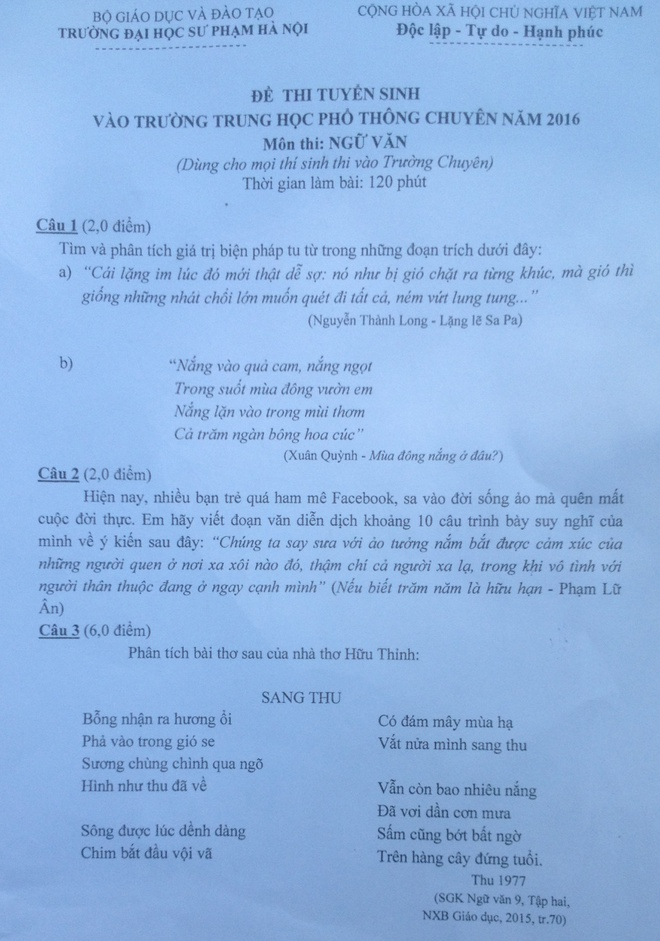 Gioi tre song ao tren Facebook vao de thi truong chuyen hinh anh 1