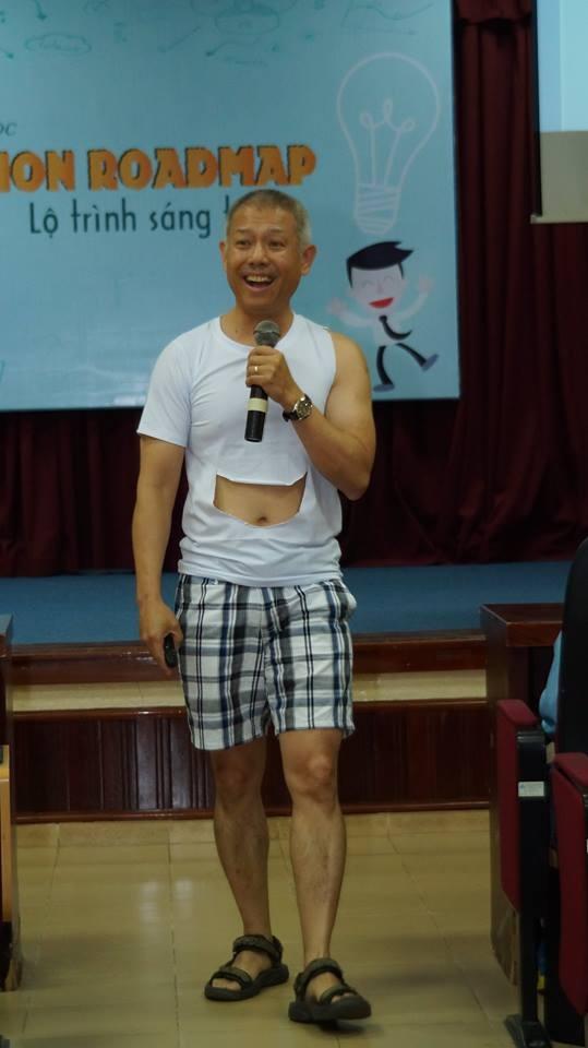 Pho hieu truong DH Hoa Sen mac quan dui giang day gay tranh cai hinh anh 3
