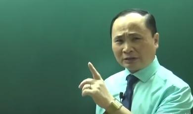 Thay Chu Van Bien tu van lam bai thi trac nghiem hinh anh