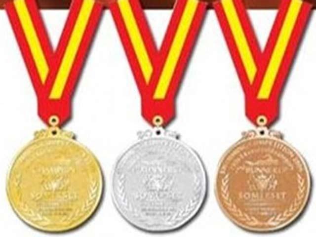 Viet Nam gianh 5 huy chuong bac Olympic Tin hoc chau A hinh anh