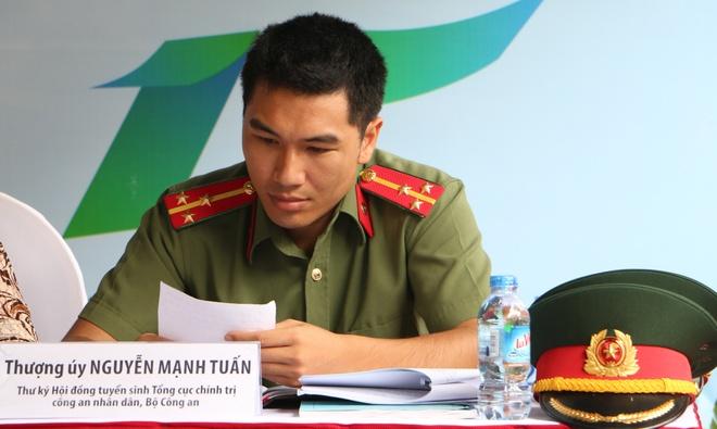 Diem chuan vao truong cong an co the cao hon nam ngoai hinh anh 1