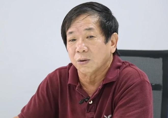 Thay toi, PGS Van Nhu Cuong hinh anh