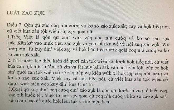 PGS muon viet 'giao duc' la 'zao zuk': Neu nhin chu, toi thay ngo ngan hinh anh 1