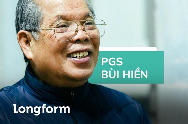 PGS Bui Hien: Nguoi khac bi 'nem da' nhu toi chac da dot quy hinh anh