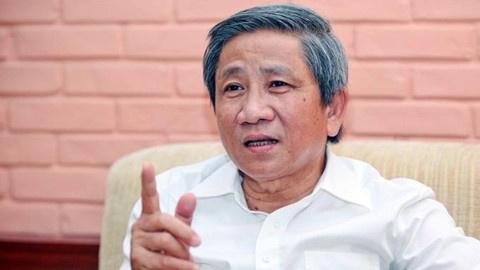 GS Nguyen Minh Thuyet: Hoc 2 buoi/ngay la cach giam tai chuong trinh hinh anh 1