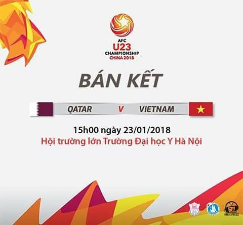 Sinh vien DH Bach khoa Ha Noi xep hang cho xem U23 Viet Nam thi dau hinh anh 8