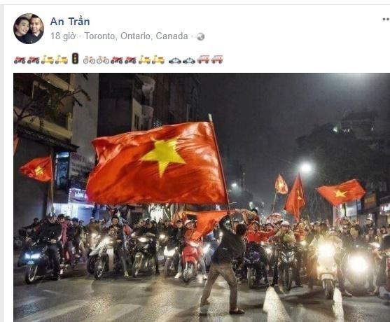 Du hoc sinh o nhieu noi tren the gioi chuc mung U23 Viet Nam hinh anh 6