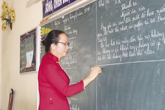 Chuyen Ve Dong Nghiep Cua 'Co Giao Quy Xin Loi' Hinh ...