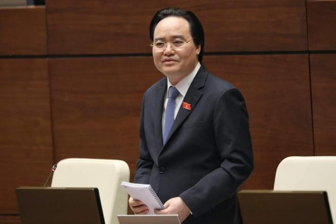 'Bo GD&DT phai kiem diem ve con so 200.000 sinh vien that nghiep' hinh anh