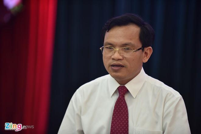 Bo GD&DT len Ha Giang phoi hop dieu tra nghi van diem thi bat thuong hinh anh 1
