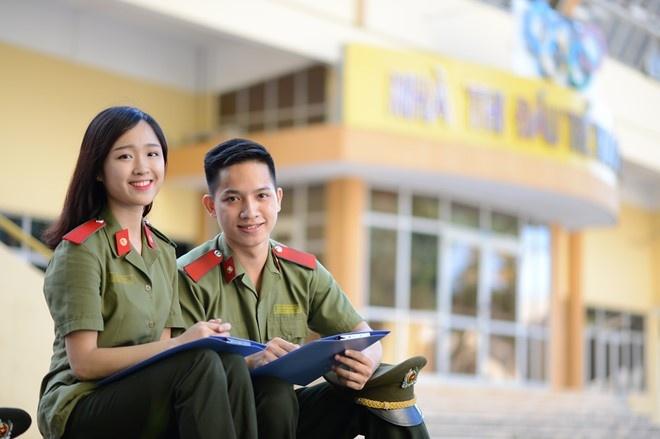 Bo Cong an bac thong tin diem chuan lan truyen tren mang hinh anh