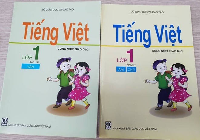 Cach danh van la trong sach Tieng Viet Cong nghe Giao duc lop 1 hinh anh