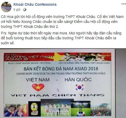 Co giao nhan hoc sinh 'lap dan cau nang' co vu Olympic Viet Nam hinh anh 8