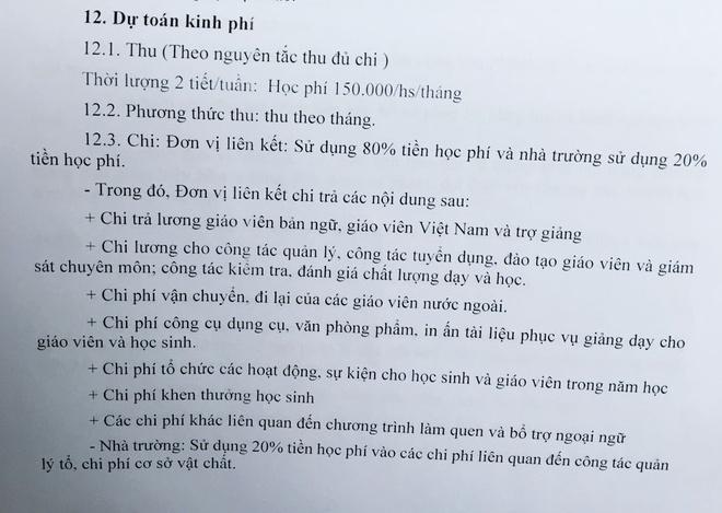 Tieng Anh lien ket: Truong huong chiet khau, trung tam lo 'rut tien' hinh anh 2