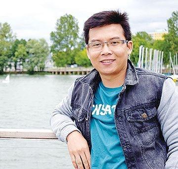 TS Chu Dinh Toi - tu truong lang buoc ra bien lon hinh anh 1