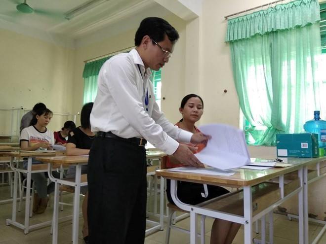 Bo GD&DT: 'Cong khai nguoi gian lan diem thi co the tac dong cuc doan' hinh anh 1