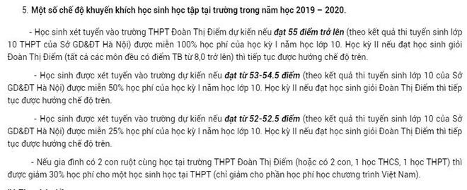 Cac truong dan lap hot o Ha Noi tuyen sinh lop 10 the nao? hinh anh 3
