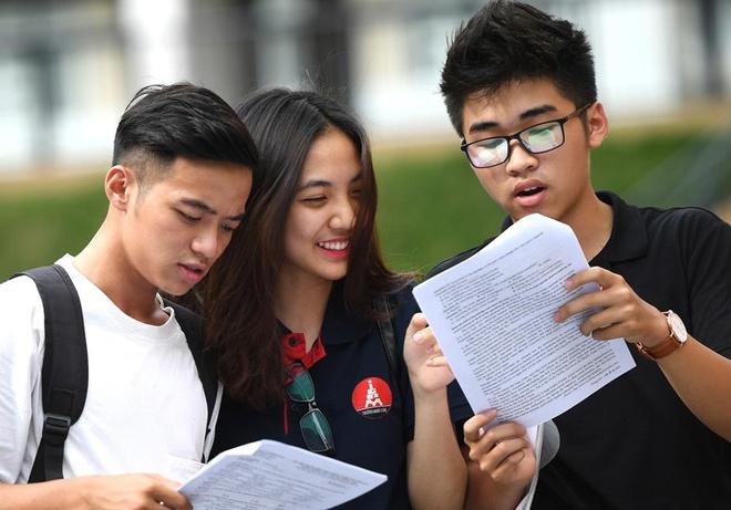 Khong thu phi thi sinh du thi THPT quoc gia 2019 hinh anh 1
