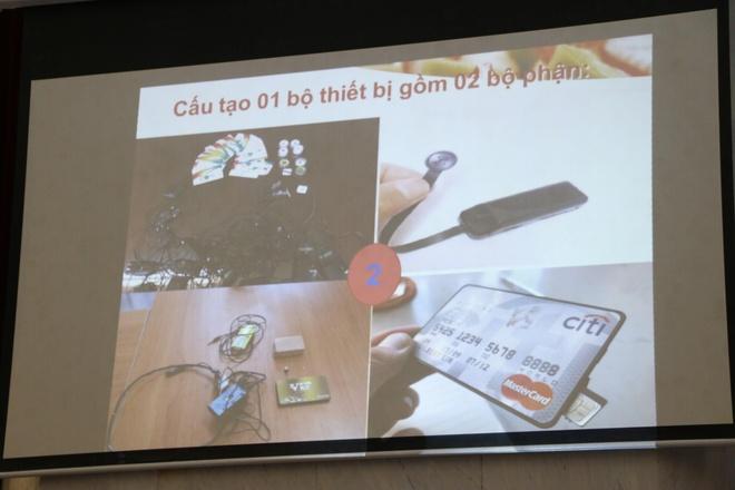 Cảnh báo thiết bị công nghệ cao nhằm gian lận thi THPT quốc gia
