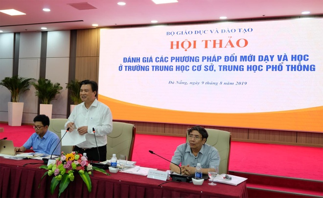 Bo GD&DT se ra soat cac truong co yeu to nuoc ngoai hinh anh 1